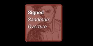Sandman Overture Button