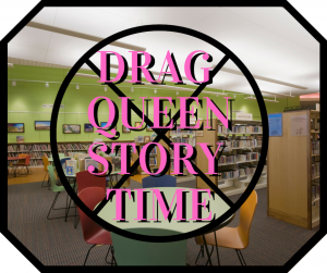 County Cancels Drag Queen Story Hour Against Library's Wishes