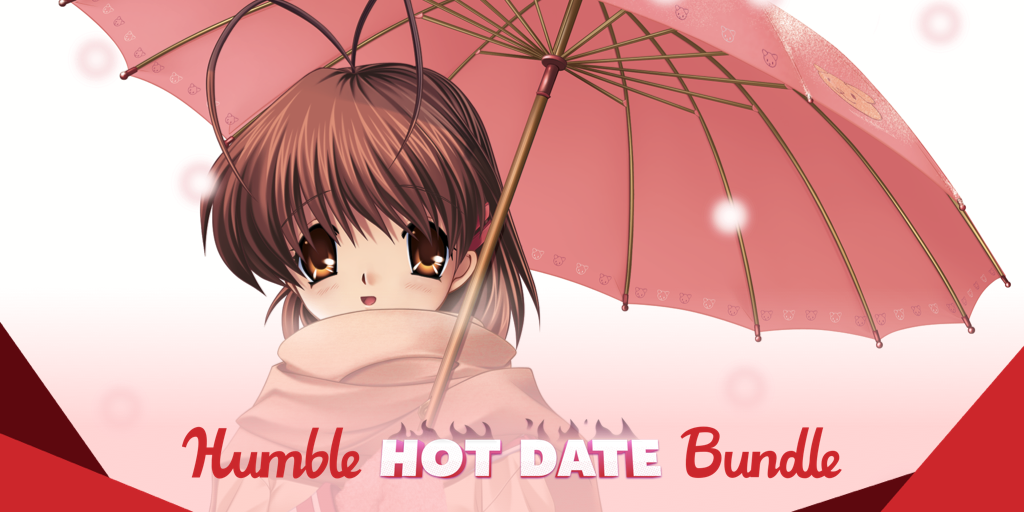 JUST ANNOUNCED! Humble Hot Date Bundle Benefits CBLDF & NCAC!