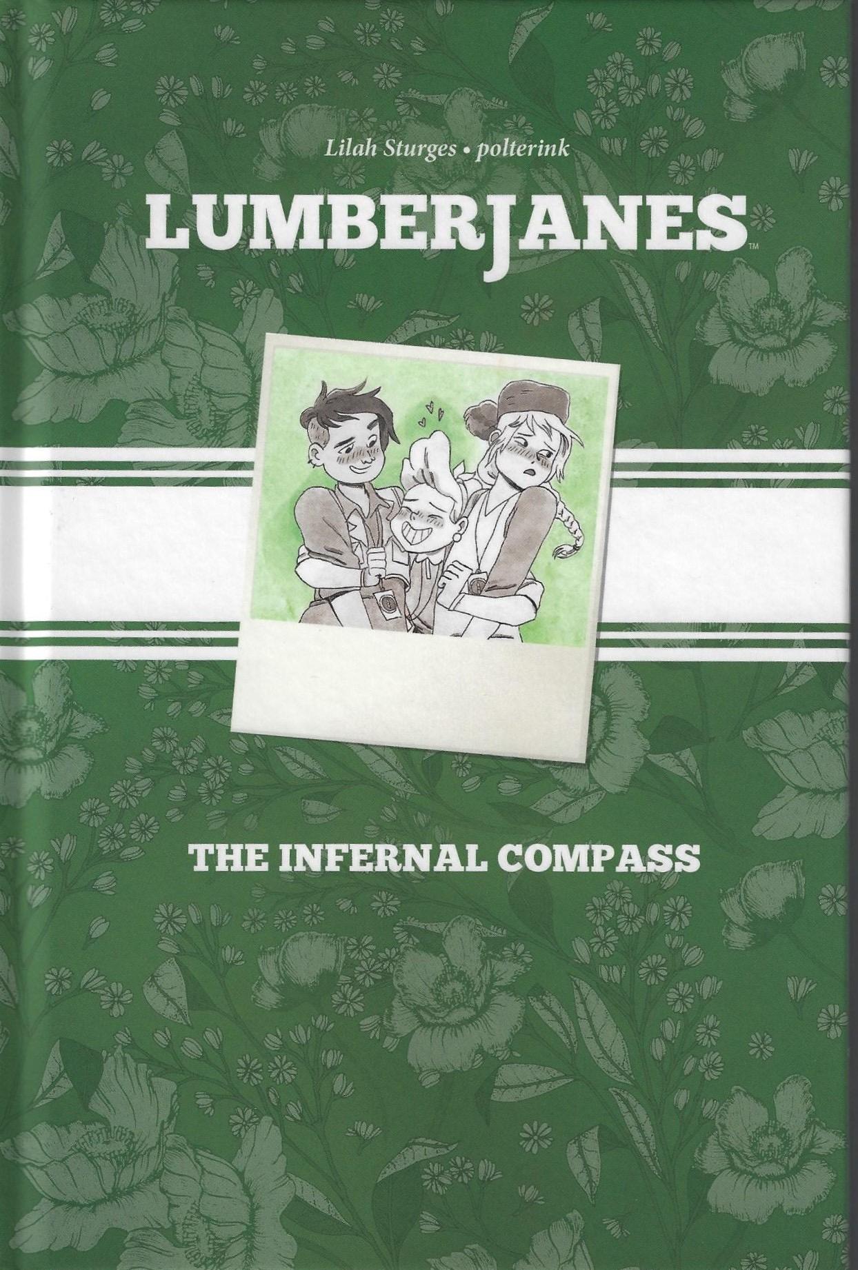 Lumberjanes CBLDF exclusive,