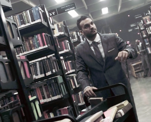 The Magicians Demonstrates Library Shelving is a Crucial Form of Speech