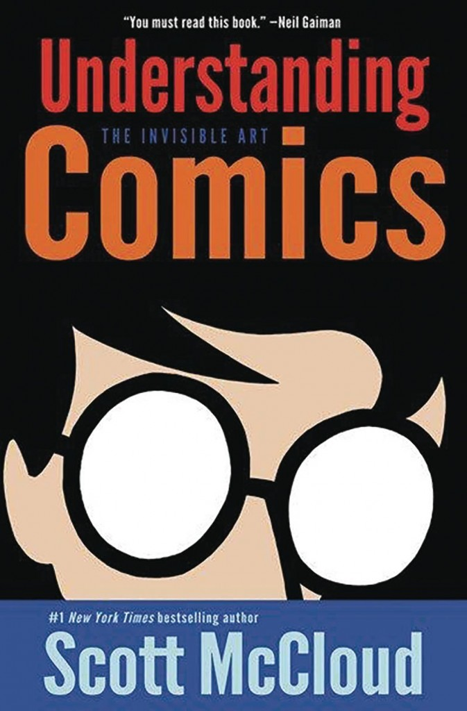 Educational GNs Signed by Scott McCloud, Dave Gibbons, & More Benefit CBLDF!