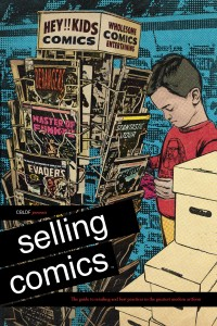 Selling Comics Cover