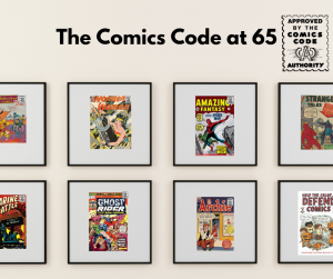 Comics Code at 65