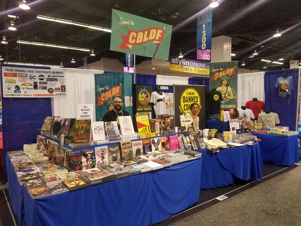 WonderCon Round-Up, CBLDF Exclusives Go Live!