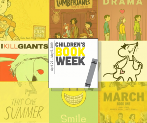 Celebrate 100 Years of Children's Literacy with Comics