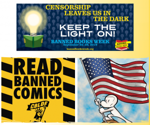 Start Planning Banned Books Week with CBLDF!