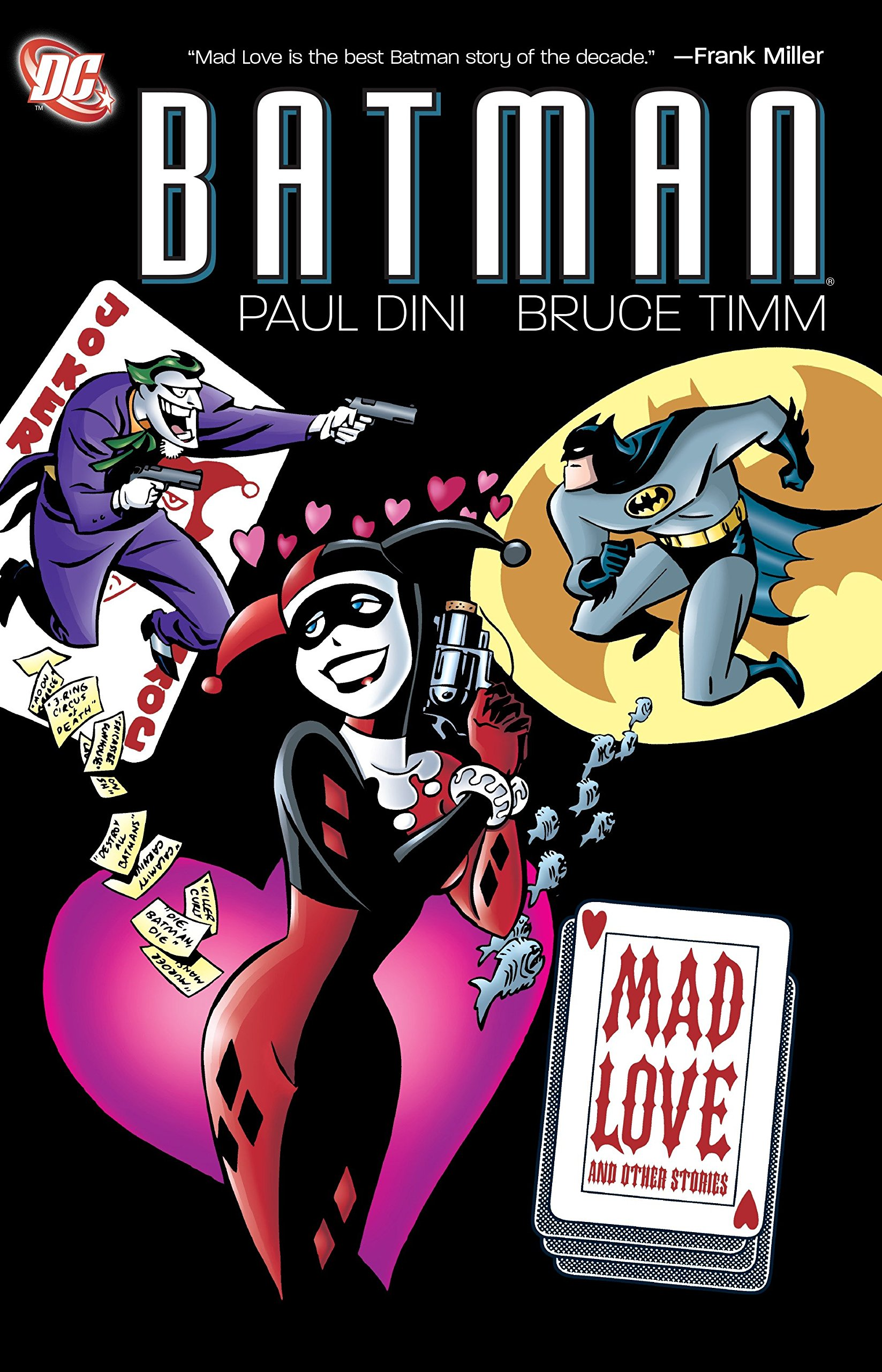 Celebrate Everyone's Favorite Antihero Harley Quinn With These Signed Books To Benefit CBLDF!