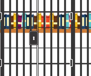 Comics, Manga, Neil Gaiman, and More Banned in KS Prisons