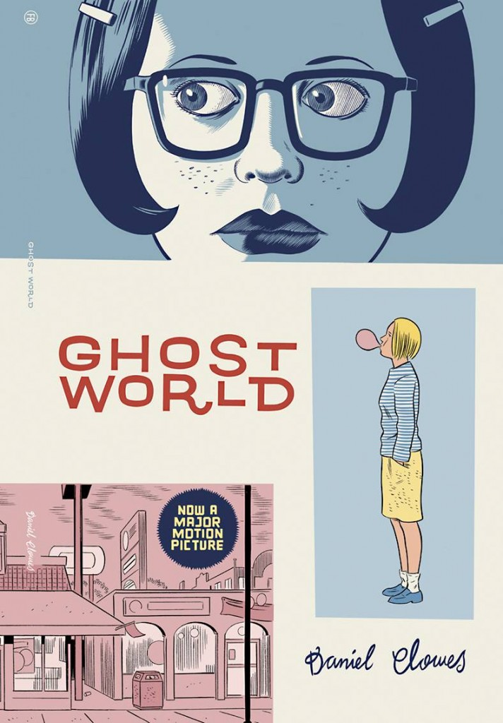 Support CBLDF with Wilson, Ghost World, & More GNs Hand-Signed by Daniel Clowes!