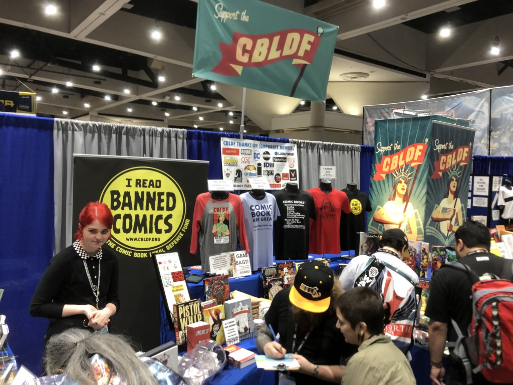 Comic Con Starts Now! Make Your First Stop Booth #1918!