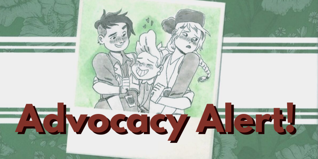 Advocacy Alert!