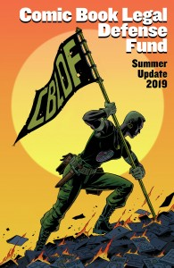 CBLDF 2019 Summer Update is Here! Read it for Free Today