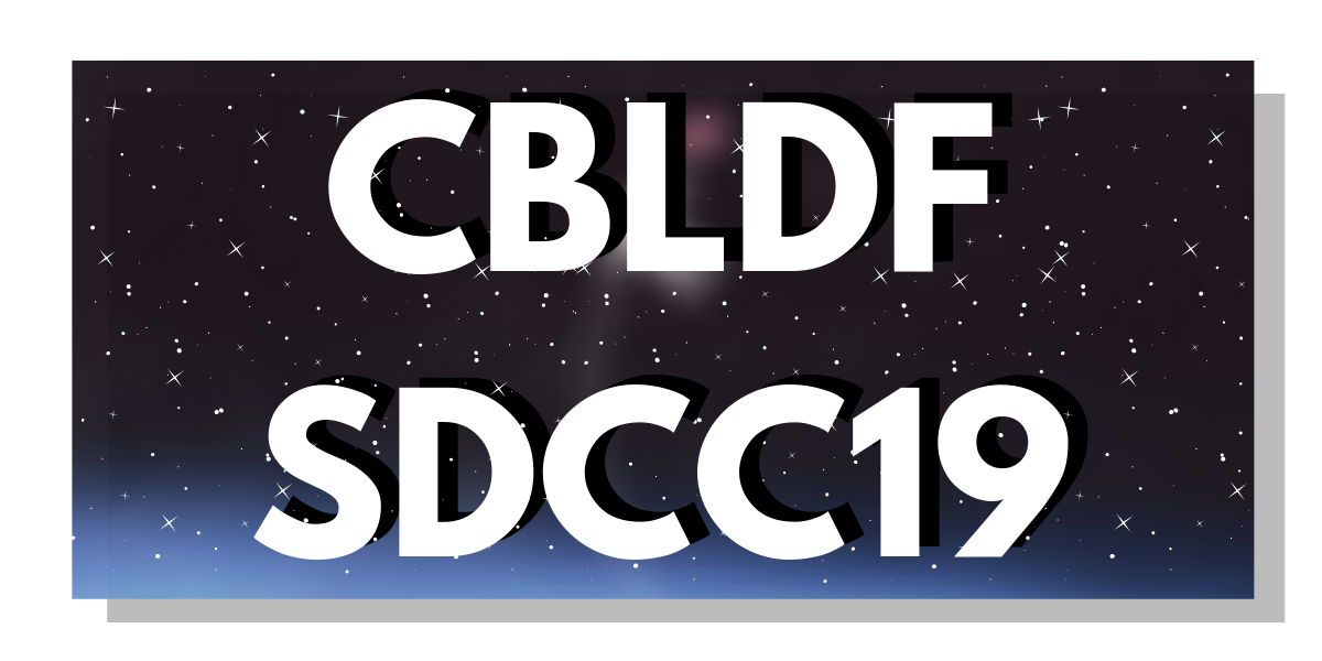 Get Ready for Comic-Con with CBLDF! | Comic Book Legal Defense Fund