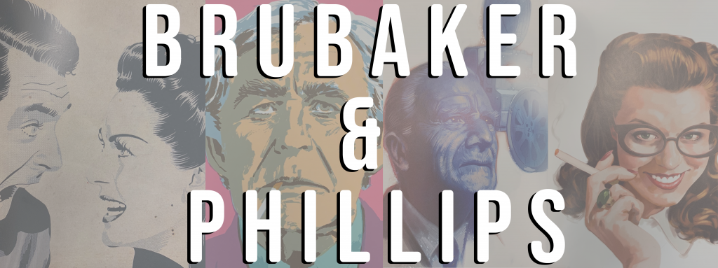 Bad Weekend and More GNs Signed by Brubaker & Phillips to Benefit CBLDF!
