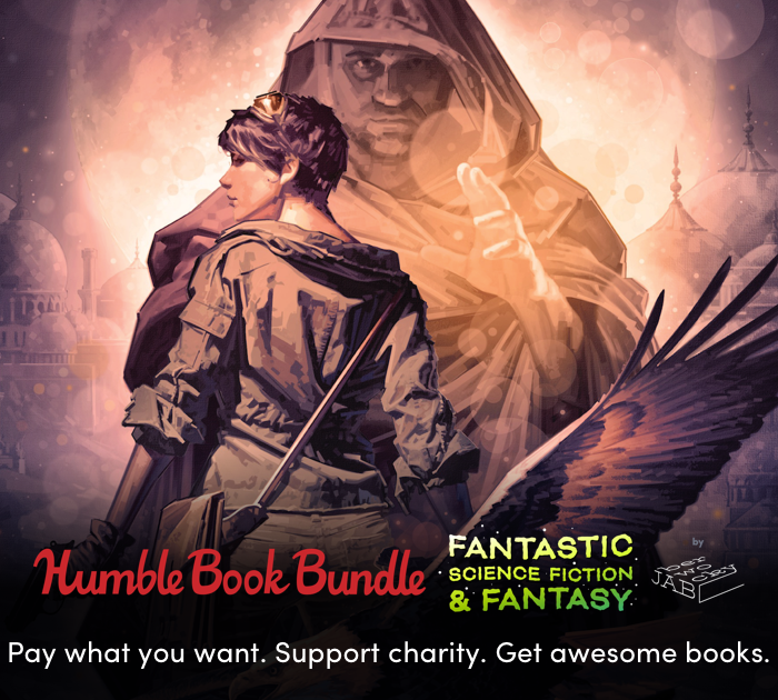 7 Days Left! Discover New Worlds with Sci-Fi Book Bundle and Support CBLDF!