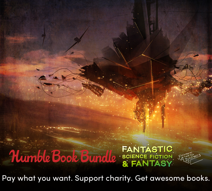 Get Fantastic Science Fiction & Fantasy with JABberwocky Humble Bundle and Support Free Speech!