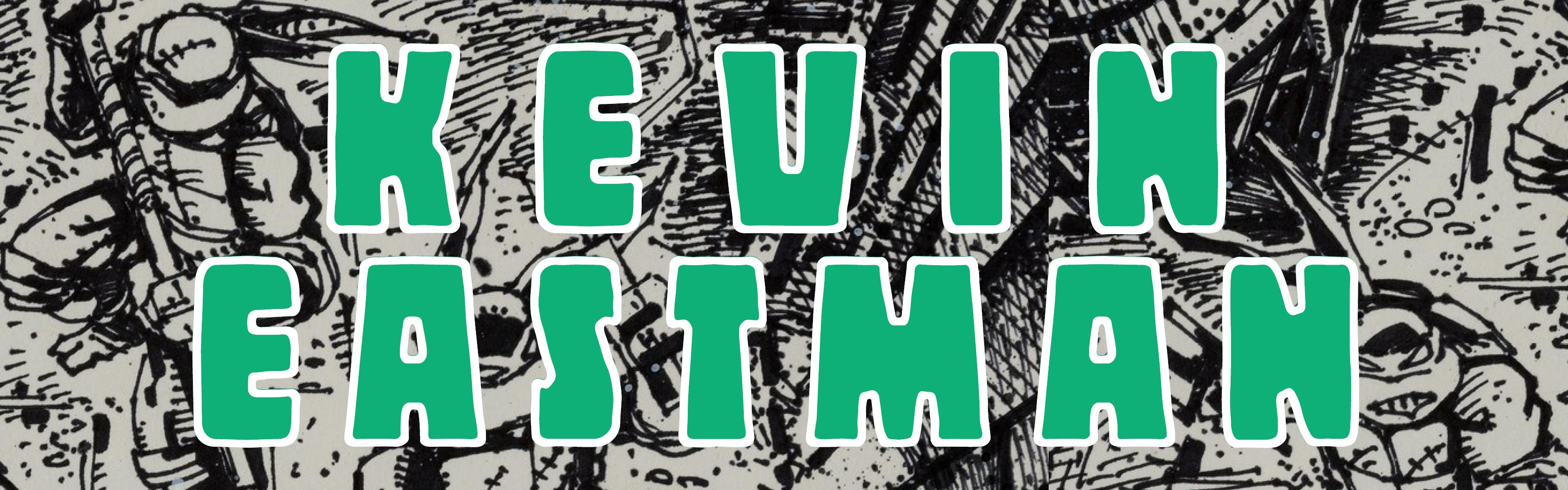 Kevin Eastman Signed & Sketched TMNT HCs Benefit CBLDF!