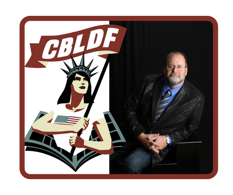 CBLDF Bob Schreck