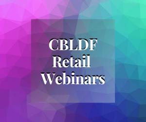 CBLDF Retail Webinars