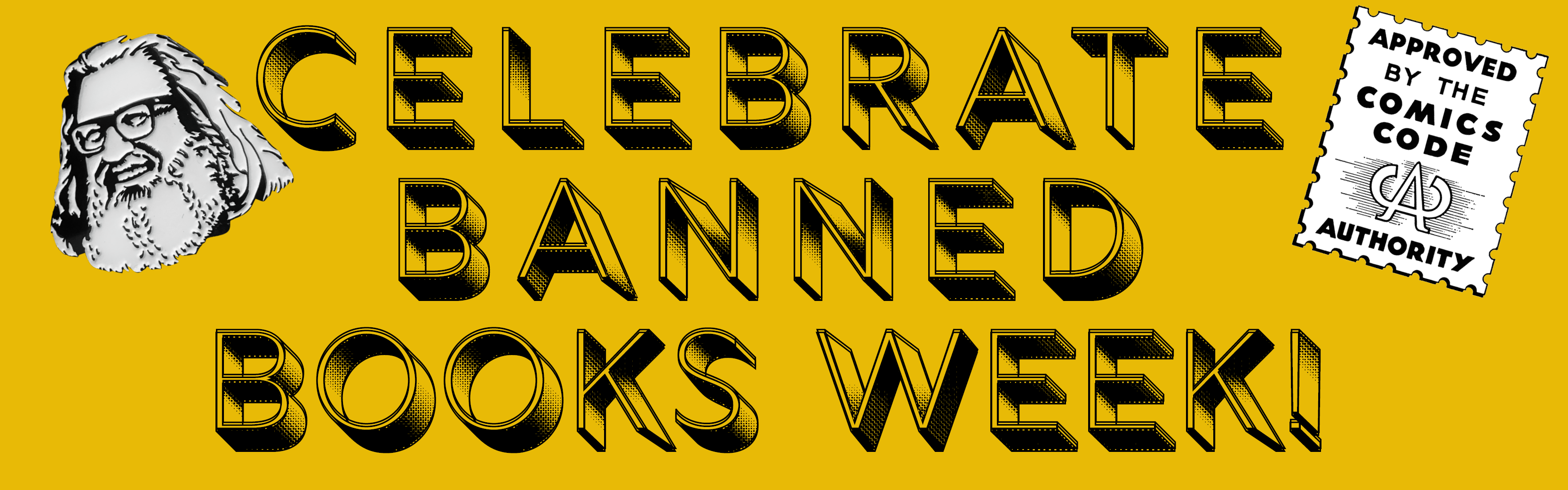 Celebrate Banned Books & Support CBLDF with Exclusive Merch & Signed GNs!