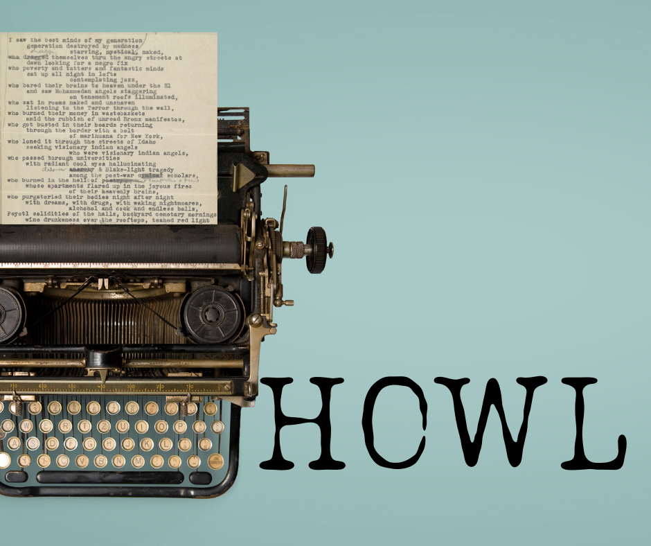 Poetry is Everywhere! Howl and the Obscenity Trial