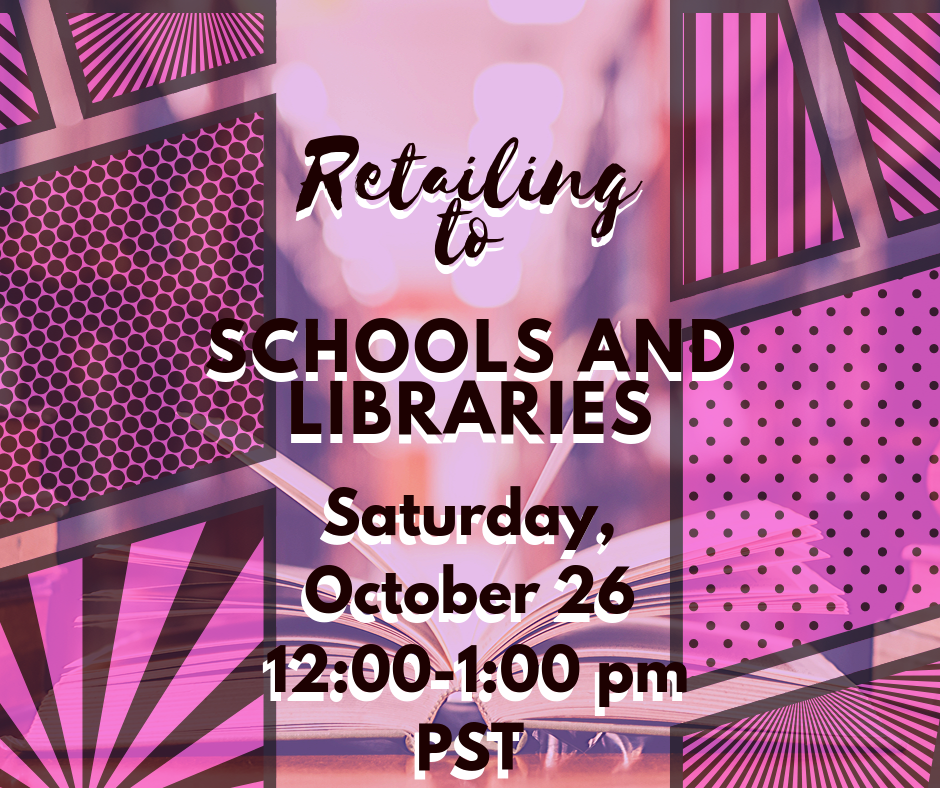 You're Invited to CBLDF's Popular Retailer Webinar on Working with Schools and Libraries