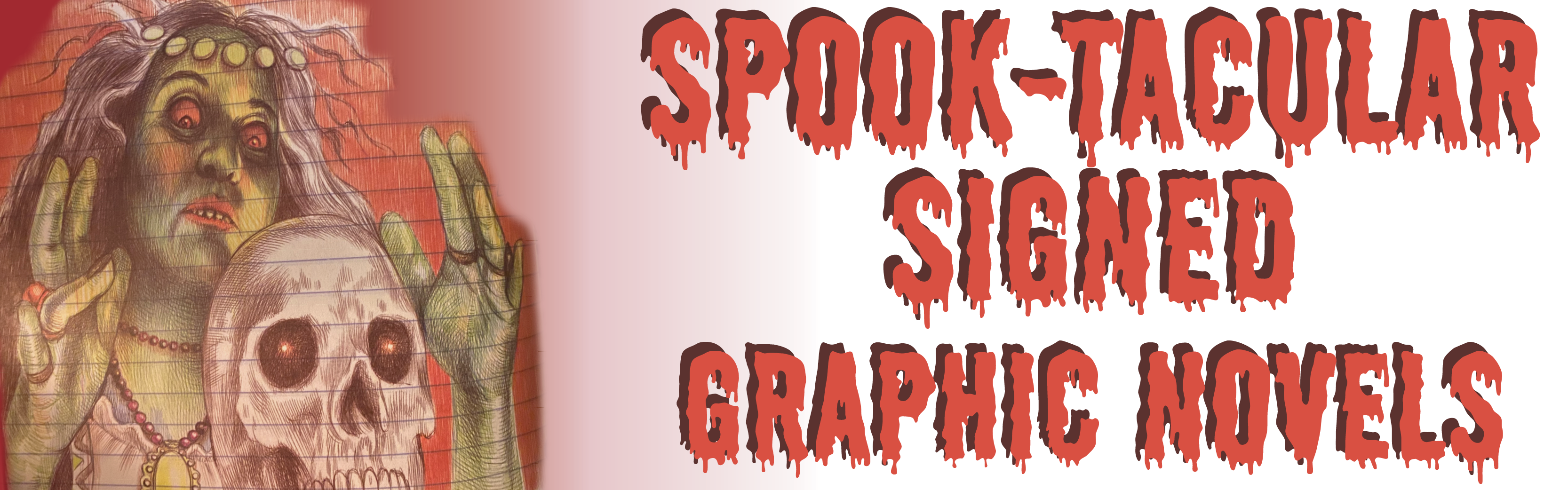 Support CBLDF With Spooky GNs Signed by Emil Ferris, Eddie Campbell, & Many More!