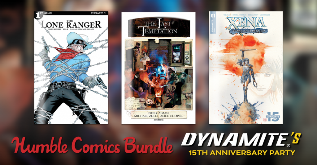 Exclusive Army of Darkness Comic Part of Dynamite Humble Bundle Benefitting CBLDF!
