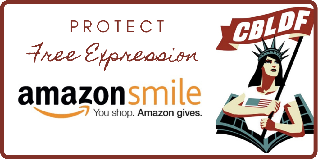 Designate CBLDF for your Amazon Smile