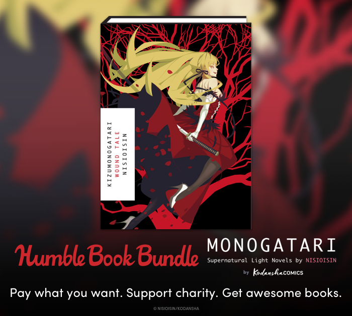 Last Days to Get Supernatural Light Novels When You Support Free Expression!