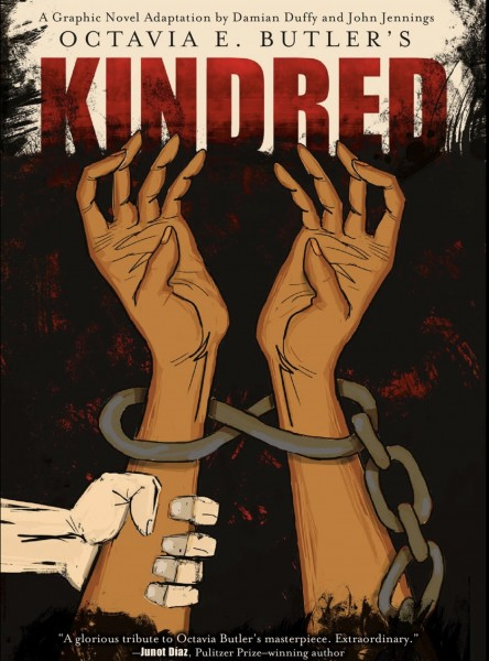 Adding Kindred: A Graphic Novel to Your Library or Classroom Collection
