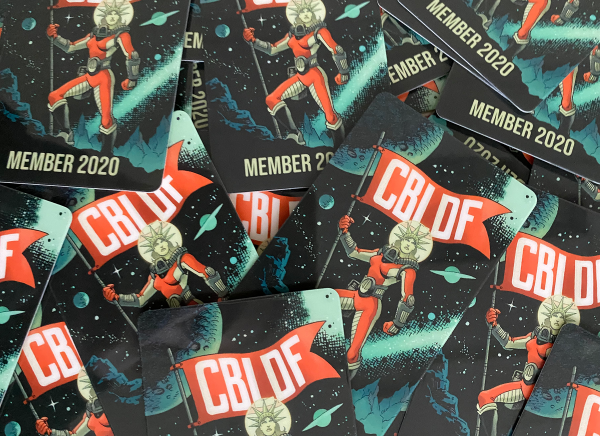 Help Protect the Voices in Your Community – Join CBLDF!