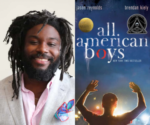 Jason Reynolds Named Library of Congress' national ambassador for young people's literature