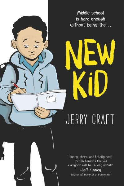 New Kid Comic First to Win Prestigious Newbery Medal