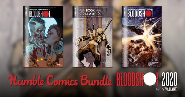 Bloodshot Movie Premieres Friday, But Comics Bundle Expires Soon!