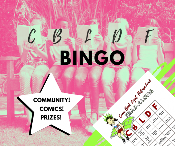 CBLDF Bingo