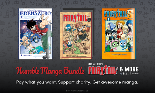 One Week Left to Support CBLDF and ACLU with a Humble Manga Bundle!