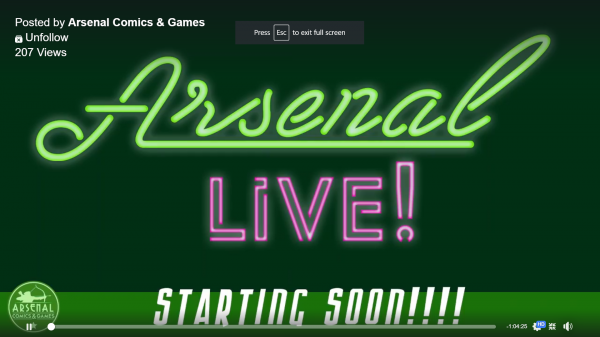 Arsenal Live