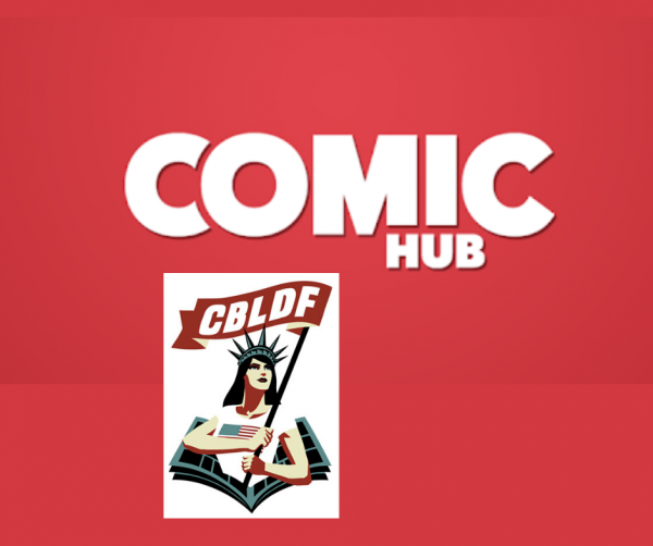 ComicHub Provides Discounts & Support for CBLDF Retail Members