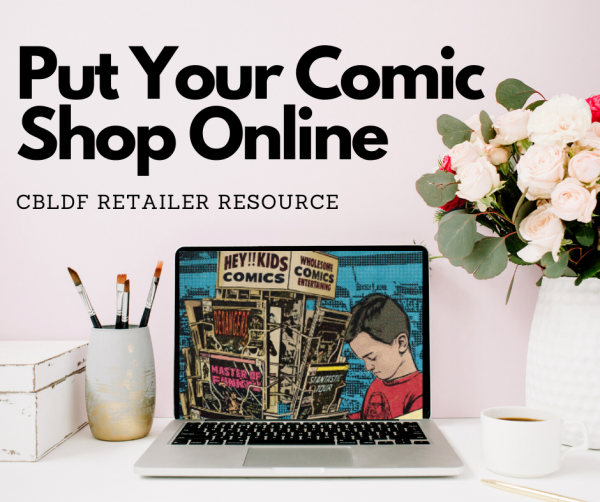 Put Your Comic Shop Online