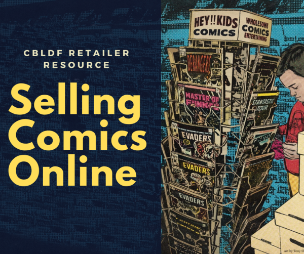 Retailer Resource for Selling Comics Online