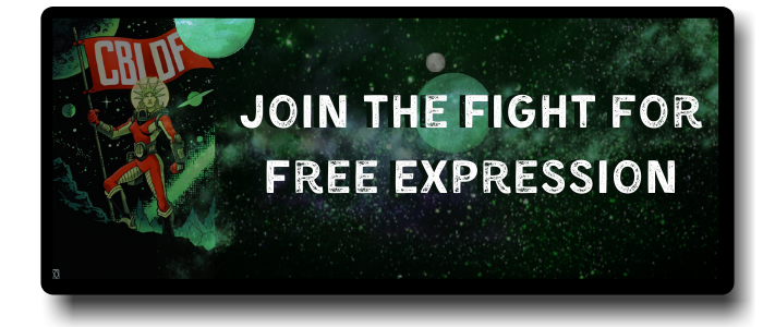 Join the fight for free expression, become a CBLDF member today